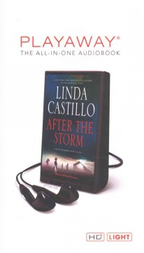 After the storm : a Kate Burkholder novel / Linda Castillo.