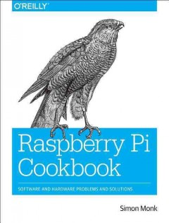 Raspberry Pi cookbook - by Simon Monk.