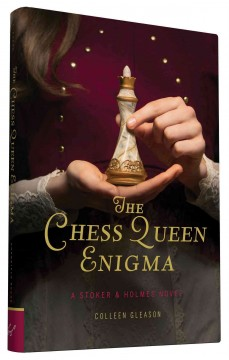The chess queen enigma /  Colleen Gleason. - Colleen Gleason.