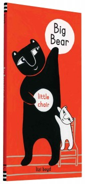 Big bear little chair /  Lizi Boyd. - Lizi Boyd.