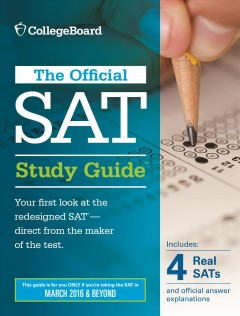 The official SAT study guide.