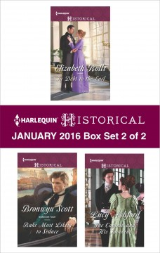 Harlequin historical January 2016,