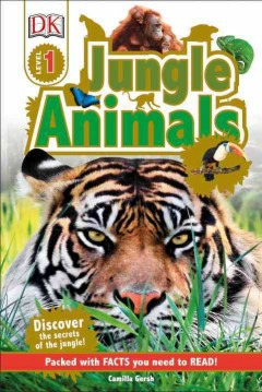 Jungle animals /  editor, Arpita Nath. - editor, Arpita Nath.