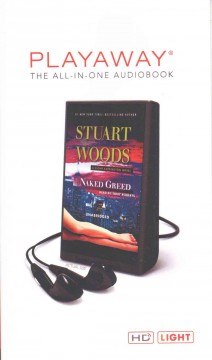 Naked greed /  Stuart Woods. - Stuart Woods.