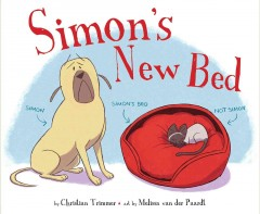 Simon's new bed /  by Christian Trimmer ; art by Melissa van der Paardt. - by Christian Trimmer ; art by Melissa van der Paardt.