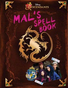 Mal's spell book /  adapted by Tina McLeef. - adapted by Tina McLeef.