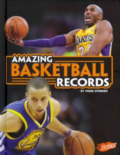 Amazing basketball records /  by Thom Storden. - by Thom Storden.