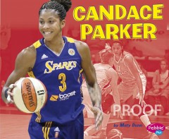 Candace Parker /  by Mary Dunn. - by Mary Dunn.