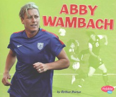 Abby Wambach /  by Esther Porter. - by Esther Porter.