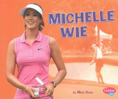 Michelle Wie /  by Mary Dunn. - by Mary Dunn.