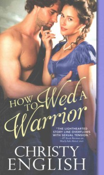 How to wed a warrior /  Christy English.