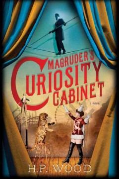 Magruder's curiosity cabinet : a novel / H.P. Wood.