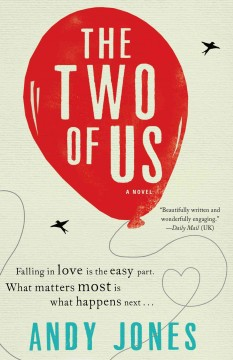 The two of us : a novel / Andy Jones.