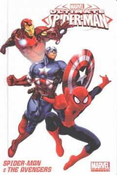 Marvel Universe ultimate Spider-man & the Avengers.