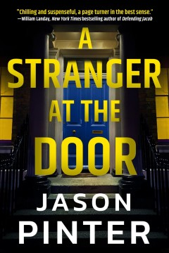 A stranger at the door /  Jason Pinter. - Jason Pinter.