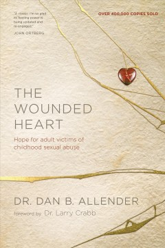The wounded heart : hope for adult victims of childhood sexual abuse / Dan B. Allender ; [foreword by Larry Crabb]. - Dan B. Allender ; [foreword by Larry Crabb].
