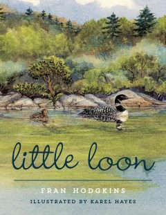 Little loon /  Fran Hodgkins ; illustrated by Karel Hayes. - Fran Hodgkins ; illustrated by Karel Hayes.