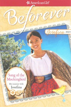 Song of the mockingbird : my journey with Josefina / by Emma Carlson Berne. - by Emma Carlson Berne.