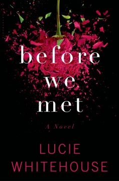 Before we met : a novel / Lucie Whitehouse.