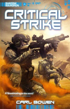 Critical strike /  written by Carl Bowen ; illustrated by Wilson Tortosa and Benny Fuentes. - written by Carl Bowen ; illustrated by Wilson Tortosa and Benny Fuentes.