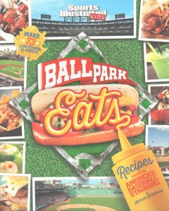 Ballpark eats : recipes inspired by America's baseball stadiums / Katrina N. Jorgensen. - Katrina N. Jorgensen.