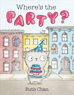 Where's the party? /  by Ruth Chan. - by Ruth Chan.