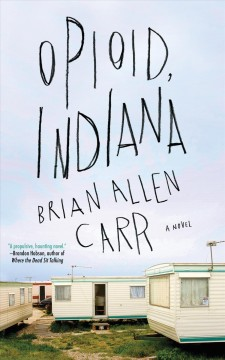 Opioid, Indiana /  Brian Allen Carr ; illustrations by Jim Agpalza. - Brian Allen Carr ; illustrations by Jim Agpalza.
