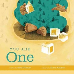 You are one /  Sara O'Leary ; artwork by Karen Klassen.