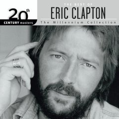 The best of Eric Clapton.