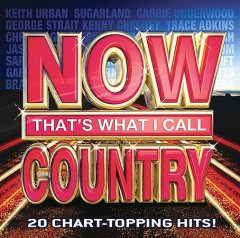 Now that's what I call country : 20 chart-topping hits!