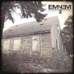 The Marshall Mathers LP 2 Eminem.