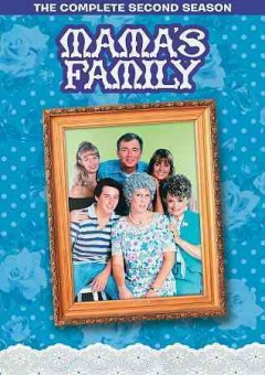 Mama's family : The complete second season [4 disc set] / Warner Bros. Television ; produced by Dick Clair ... [et al.] ; written by Jim Evering ... [et al.] ; directed by Roger Beatty, Harvey Korman, Dick Martin ; created by Dick Clair and Jenna McMahon. - Warner Bros. Television ; produced by Dick Clair ... [et al.] ; written by Jim Evering ... [et al.] ; directed by Roger Beatty, Harvey Korman, Dick Martin ; created by Dick Clair and Jenna McMahon.