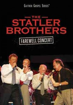 The Statler Brothers farewell concert.