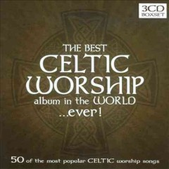 The best Celtic worship album in the world ... ever.