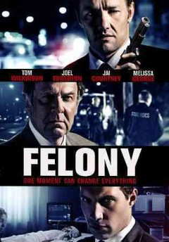 Felony /  Screen Australia ; The Solution Entertainment Group and Benaroya Pictures in association with Screen NSW ; present a Goalpost Pictures and Blue Toungue Films production ; director, Matthew Saville ; producers, Michael Benaraya, Rosemary Blight, Joel Edgerton ; screenplay by Joel Edgerton.