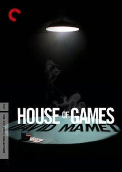 House of games /  Metro Goldwyn Mayer ; an Orion Pictures release ; a Filmhaus production ; produced by Michael Hausman ; story by Jonathan Katz & David Mamet ; screenplay by David Mamet ; directed by David Mamet.