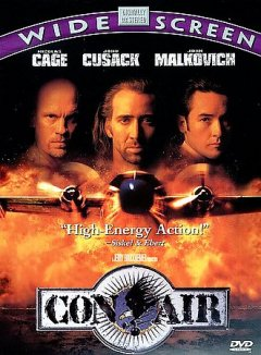 Con Air /  Touchstone Pictures presents a Jerry Bruckheimer production.