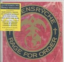 Rage for order - Queensrÿche.