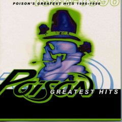 Poison's greatest hits, 1986-1996.