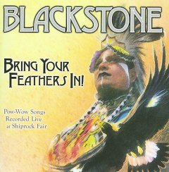 Bring your feathers in! /  Blackstone.