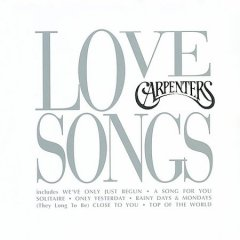 Love songs /  Carpenters. - Carpenters.