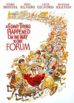 A funny thing happened on the way to the forum /  screenplay by Melvin Frank and Michael Pertwee ; produced by Melvin Frank ; directed by Richard Lester.