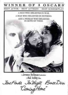 Coming home /  director, Hal Ashby.