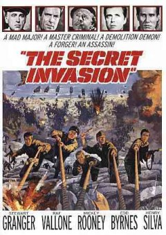 The secret invasion /  written by R. Wright Campbell ; produced by Gene Corman ; directed by Roger Corman.