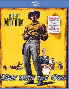 Man with the gun /  MGM ; story and screenplay by N.B. Stone, Jr. and Richard Wilson ; directed by Richard Wilson ; produced by Samuel Goldwyn, Jr. - MGM ; story and screenplay by N.B. Stone, Jr. and Richard Wilson ; directed by Richard Wilson ; produced by Samuel Goldwyn, Jr.