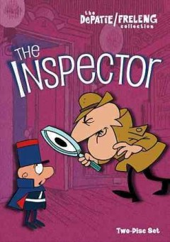 The Inspector [2-disc set] /  Mirisch Films, Inc. presents ; produced by David h. DePatie and Friz Freleng ; AMirish-Geoffrey-DePatie-Freleng production. - Mirisch Films, Inc. presents ; produced by David h. DePatie and Friz Freleng ; AMirish-Geoffrey-DePatie-Freleng production.