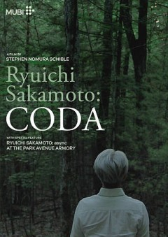 Ryuichi Sakamoto : coda / Kadokawa, Avex Digital , Dentsu Music and Entertainment present ; a Cineric/Borderland Media production ; produced by Stephen Nomura Schible, Eric Naryi; directed by Stephen Nomura Schible. - Kadokawa, Avex Digital , Dentsu Music and Entertainment present ; a Cineric/Borderland Media production ; produced by Stephen Nomura Schible, Eric Naryi; directed by Stephen Nomura Schible.