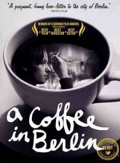 A coffee in Berlin /  Music Box Films presents ; a Schiwago Film production ; in co-production with Chromosom Filmproduktion ; the Hessischen Rundfunk and Arte ; a film by Jan Ole Gerster ; produced by Marcos Kantis, Martin Lehwald, Michal Pokorny ; written and directed by Jan Ole Gerster.
