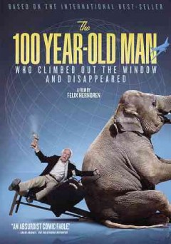 The 100 year-old man who climbed out the window and disappeared /  a film by Felix Herngren ; produced by Malte Forssell, Felix Herngren, Henrik Jansson-Schweizer, Patrick Nebout ; screenplay by Felix Herngren and Hans Ingemansson ; directed by Felix Herngren.