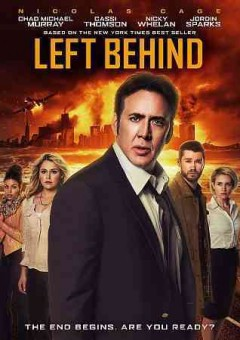 Left behind /  Stoney Lake Entertainment, in association with Entertainment One & Ollawood Productions ; produced by Paul Lalonde, Michael Walker, Ed Clydesdale ; screenplay by Paul Lalonde & John Patus ; directed by Vic Armstrong.
